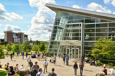 The University of Akron Commons